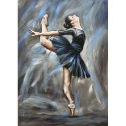 Balet - 50x70