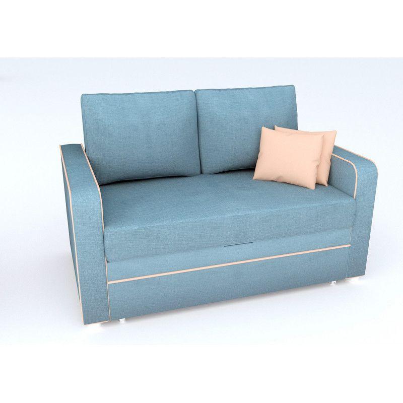 Sofa 2-osobowa rozkładana REMI