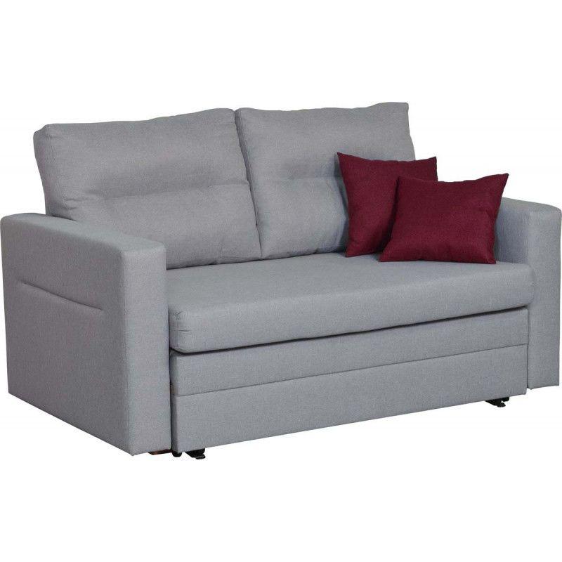 Rozkładana sofa jednoosobowa z funkcją spania LENA
