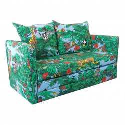 BOBI sofa dla dziecka zwierzaki
