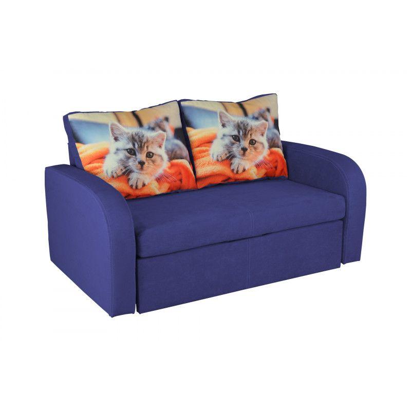 Sofa z funkcją spania codziennego MAGNOLIA