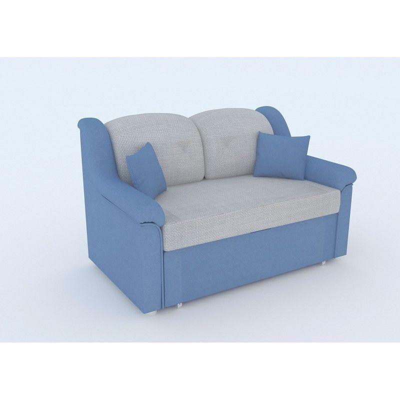 Sofa dwuosobowa rozkładana LOUISA