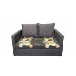 BOBI sofa dla dziecka - psy
