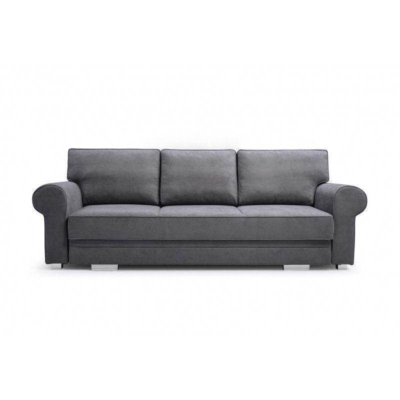 Sofa trzyosobowa z funkcją spania BONA