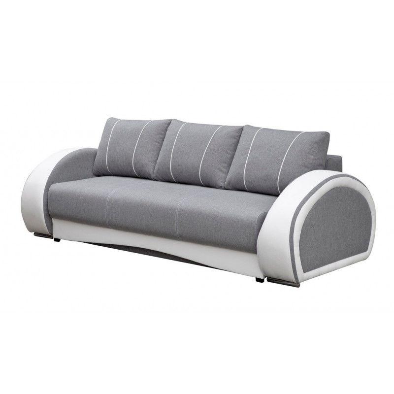 Sofa trzyosobowa z funkcją spania CECYLIA