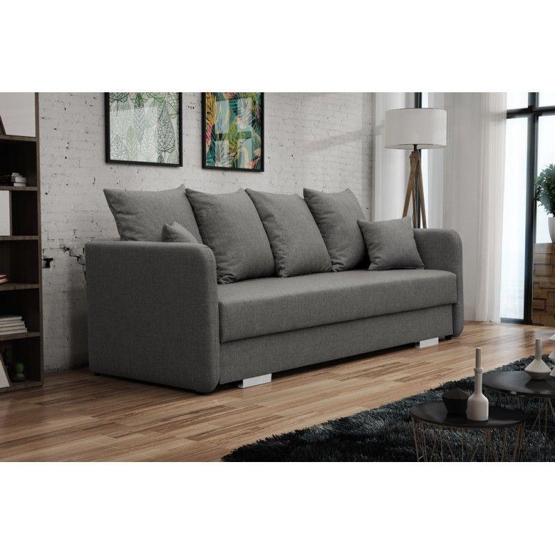 Sofa trzyosobowa z funkcją spania ELIZA