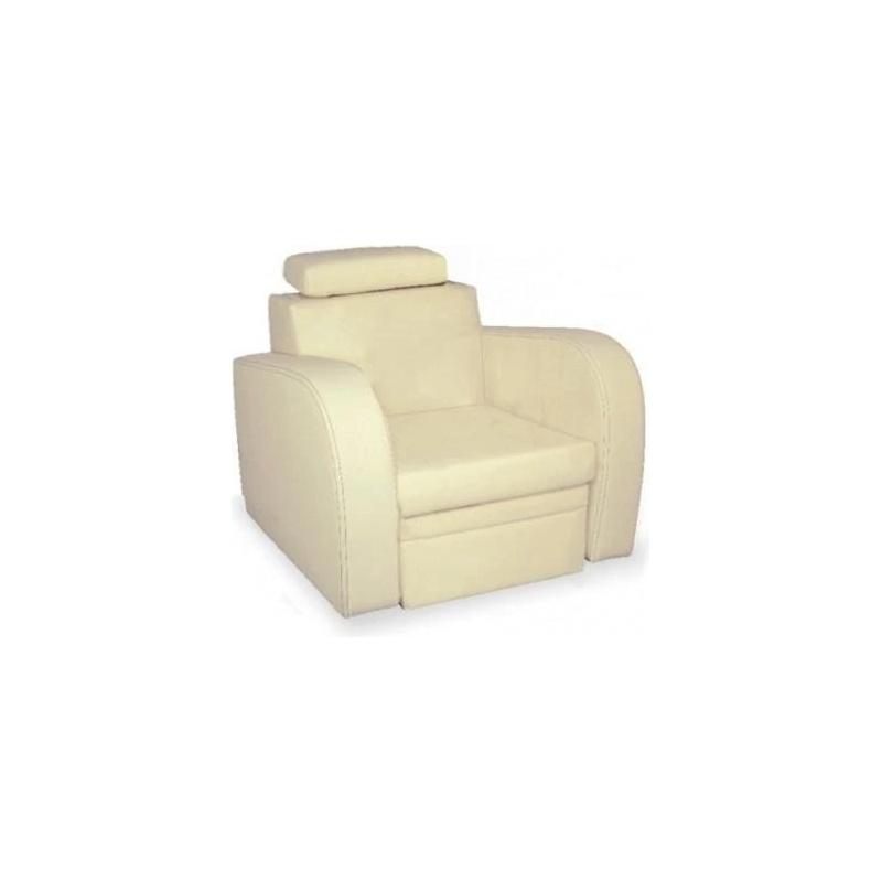 Sofa jednoosobowa do salonu MIRA regulowane zagłówki