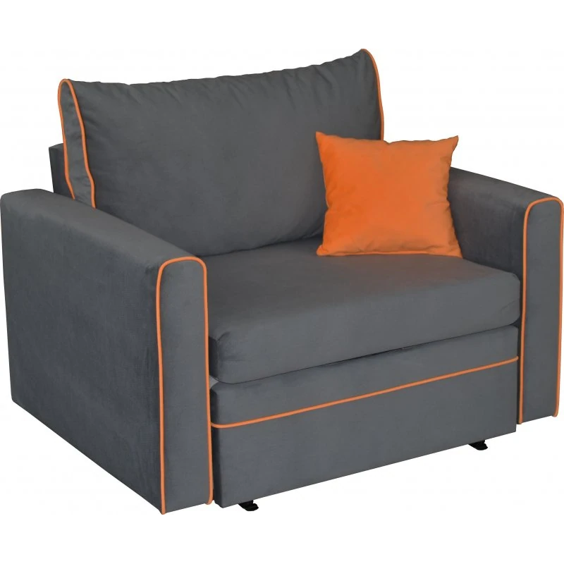 Fotel z funkcją spania LUCIA - 1